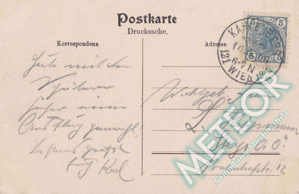 1906 - Kahlenberg