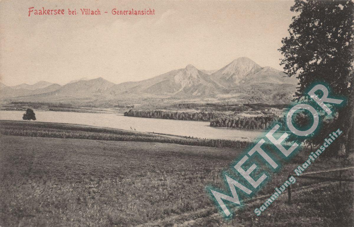 1907 - Panoramaansicht - Verlag Stengl und Co. G.m.b.H. Dresden 2
